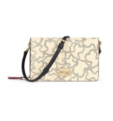 TOUS 195960572 BILLETERA L. K ICON MULTI-BEIGE