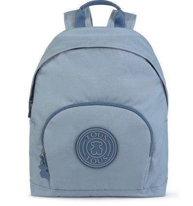 TOUS 995810386 Mochila mediana School jeans