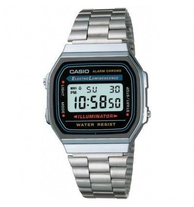 RELOJ PULSERA CASIO A158WE1E