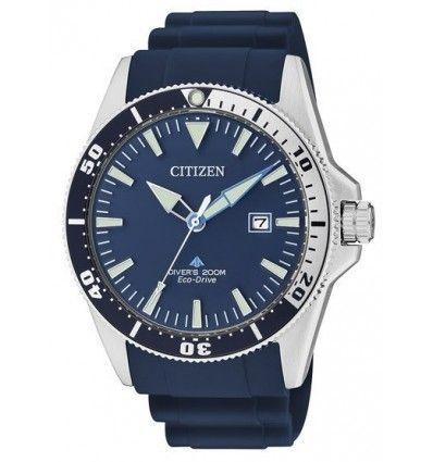CITIZEN Diver 200 mt. Eco Drive BN0100-34L CABALLERO.