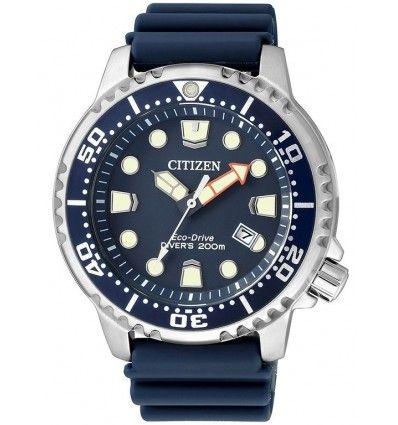 RELOJ CITIZEN Diver 200 mt. Eco Drive BN0151-17L Hombre