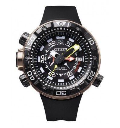 Reloj Citizen Promaster Aqualand 200M. Ed. limitada Diver BN2025-02E