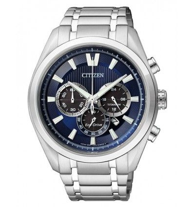 RELOJ CITIZEN CA4010-58L ECO-DRIVE Ti+IP SUPER TITANIUM