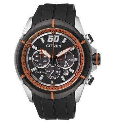 Reloj Citizen Crono Racing CA4105-02 CABALLERO.