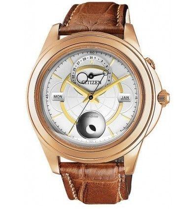 Reloj Citizen BU0002-13P Eco Drive Cronosphere