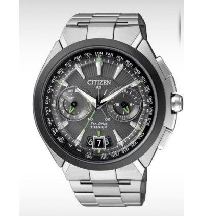 RELOJ CITIZEN CC1084-55E SATELLITE WAVE AIR H950 CABALLERO.