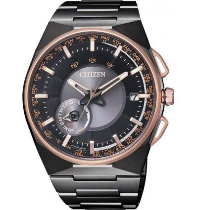 CITIZEN Satellite Wave F100 CC2004-59E Edicion Limitada