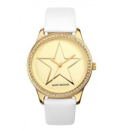 RELOJ MARK MADDOX GOLDEN CHIC MC0003-20