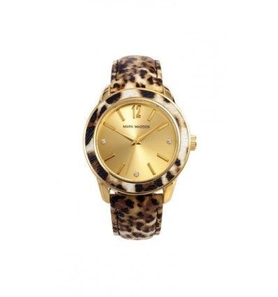 RELOJ MARK MADDOX ANIMAL PRINT MC3004-95 Sra.