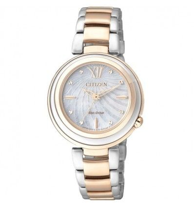 RELOJ MUJER CITIZEN LADY EM0335-51D MUJER