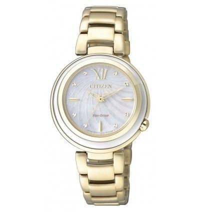 RELOJ MUJER CITIZEN ECO DRIVE L EM0336-59D LADY MUJER