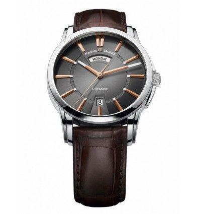 Reloj Maurice Lacroix Pontos Day/Date PT6158-SS001-03E CABALLERO.