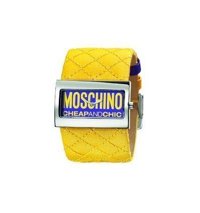 RELOJ MOSCHINO CHEAP AND CHIC MW0016