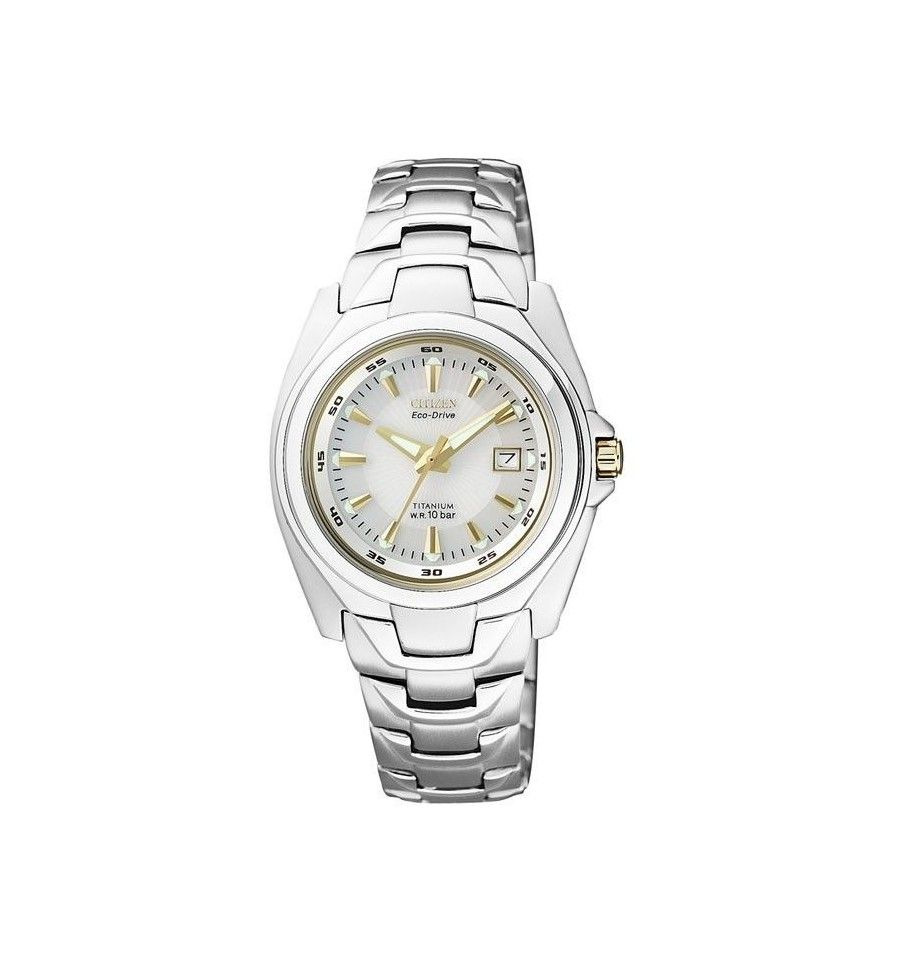 1a054b06761e Reloj CITIZEN EW0911-50A ECO-DRIVE super titanio MUJER. - MAS ...