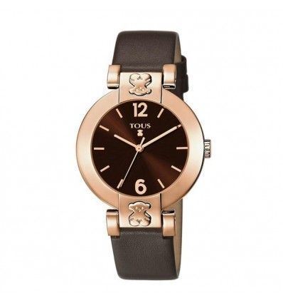 PLATE ROUND IPRG + BROWN STRAP + SW DIAL