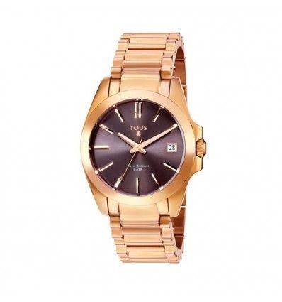 Reloj TOUS Drive 34 Brown 300350590 Unisex