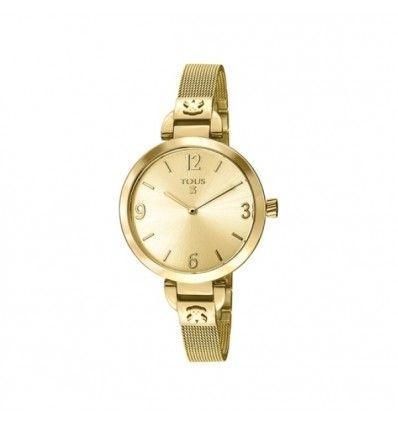 Reloj TOUS Boheme Malla Dorado 300350620 MUJER.