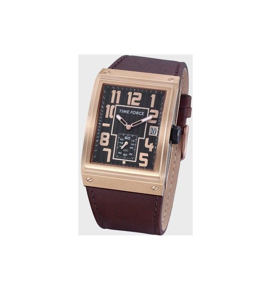 bastante agradable 6aab2 4f2b9 Reloj Time Force Cronografo Hurricano TF3129M11 CABALLERO.