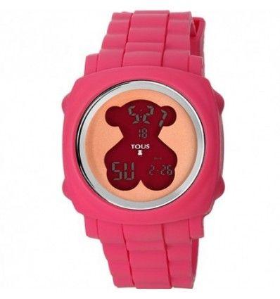 Reloj TOUS 300350555 CUBE ROSA MUJER
