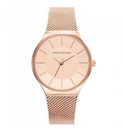 RELOJ IP ORO ROSA SRA MARK MADDOX MM0020-97