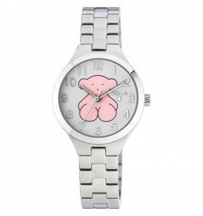 Reloj TOUS 700350040 Reloj Muffin de acero