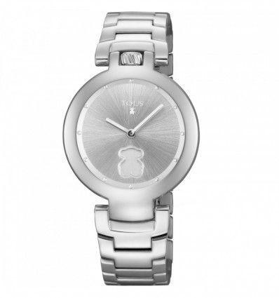Reloj TOUS 700350275 Reloj Crown de acero
