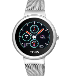 Reloj TOUS 000351640 ROND TOUCH SS ACTIVITY WATCH